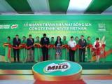 Bên trong nhà máy 1.600 tỷ đồng của Nestlé tại Hưng Yên