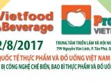 TRÊN 20 QUỐC GIA THAM GIA TRIỂN LÃM VIETFOOD & BEVERAGE - PROPACK 2017 TẠI TPHCM