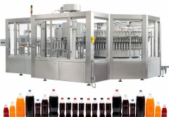 Dây chuyền sản xuất Nươc có gas công suất từ 20.000 - 80.000 chaigiờ