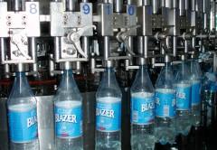 Dây chuyền sản xuất Nươc có gas công suất từ 2.000 - 20.000 chai/giờ