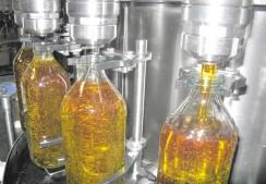 Dây chuyền sản xuất dầu ăn, dầu thực vật