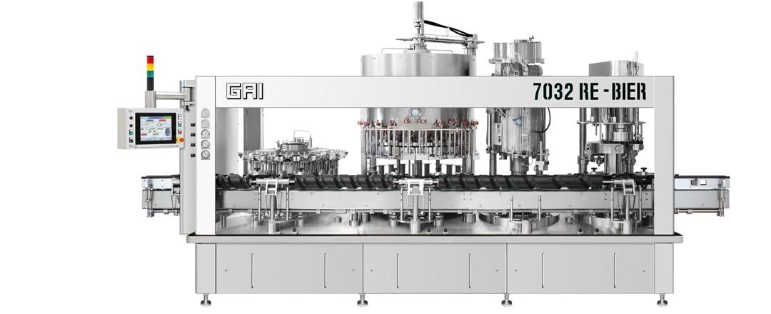 Dây chuyền sản xuất bia
