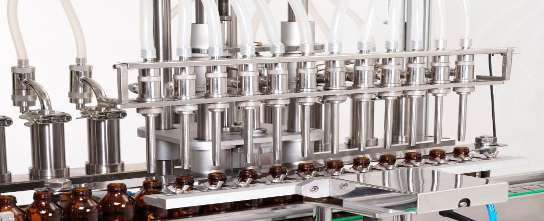 Dây chuyền sản xuất hóa mỹ phẩm